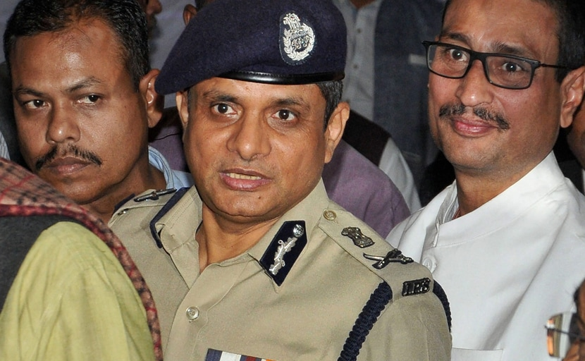 Kolkata Top Cop, Ex-Trinamool Leader Appear Before CBI For Questioning
