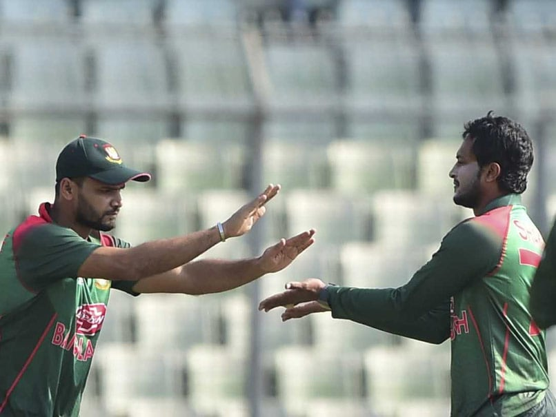 Shakib's Injury Has Made New Zealand Challenge Bigger: Mortaza