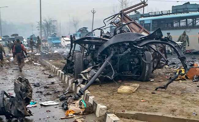पुलवामा हमला: CRPF जवान की जुबानी - 600 मीटर तक उड़कर चले गए थे जवानों के अंग, 1 KM तक फैला था मलबा