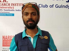 This Indian Is Cycling From Chennai To Germany To Help Trafficked Victims