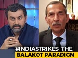 Video : Surgical Strikes Hero Lt Gen DS Hooda On What Pak Could Do Next