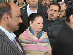 Robert Vadra, Mother Land In Japur For Questioning In Land Case Tomorrow