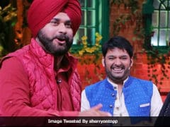 Kapil Sharma Show On Receiving End Of Twitter Rage After Navjot Singh Sidhu's Comment On Pulwama Attack