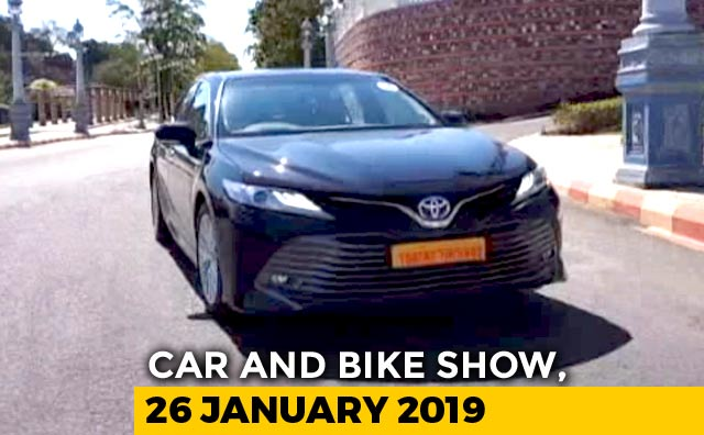 Video : Hyundai Kona Local Production, 2019 Toyota Camry Hybrid Review, A Chat With Nissan India Management