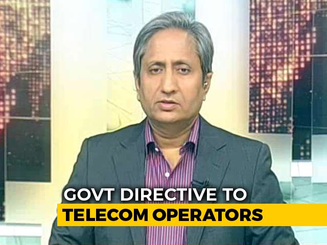 Video : On Abusive Messages To Ravish Kumar, Other Journalists, Notice To Telcos