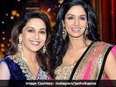 'Hope To Make Sridevi Proud,' Says Madhuri Dixit On Taking Up The Late Actress' Role In <i>Kalank</i>