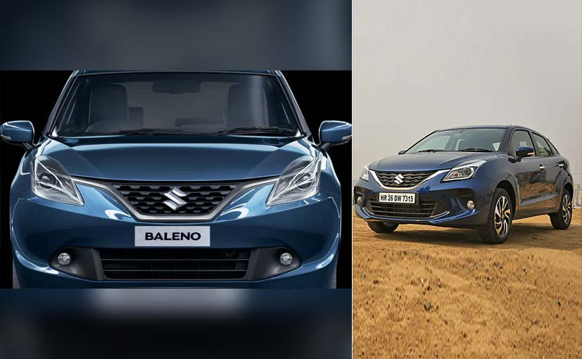 The Maruti Suzuki Baleno has got an update for the first time since it was launched.