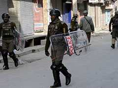 CRPF Constable Injured As Terrorists Attack Road Opening Party In Srinagar