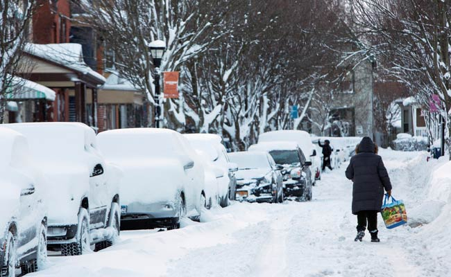 In US Midwest, Minus 5.5 Degrees 'Feels Like Spring' After Brutal Cold