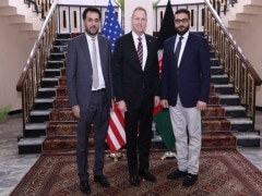Acting Pentagon Chief Makes Surprise Visit To Kabul, Meets Ashraf Ghani