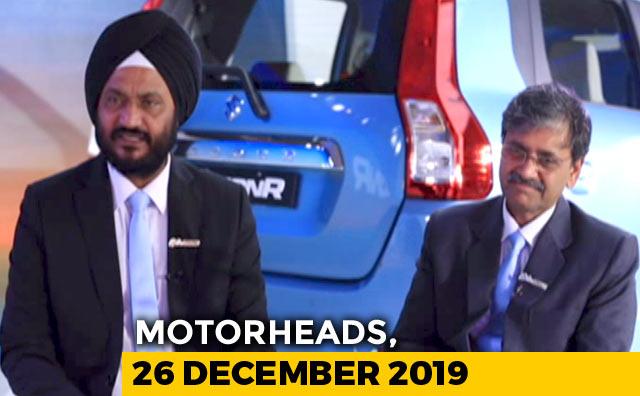 Video : In Conversation With Maruti Suzuki's Management, RS Kalsi & CV Raman