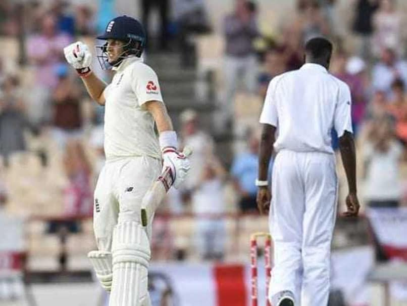 WI vs ENG Test: Joe Root hits unbeaten century as tourists dominate in St Lucia