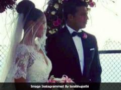 Lara Dutta Posts Throwback Pic From Wedding To Mahesh Bhupathi On 'Doubles Debut' Anniversary