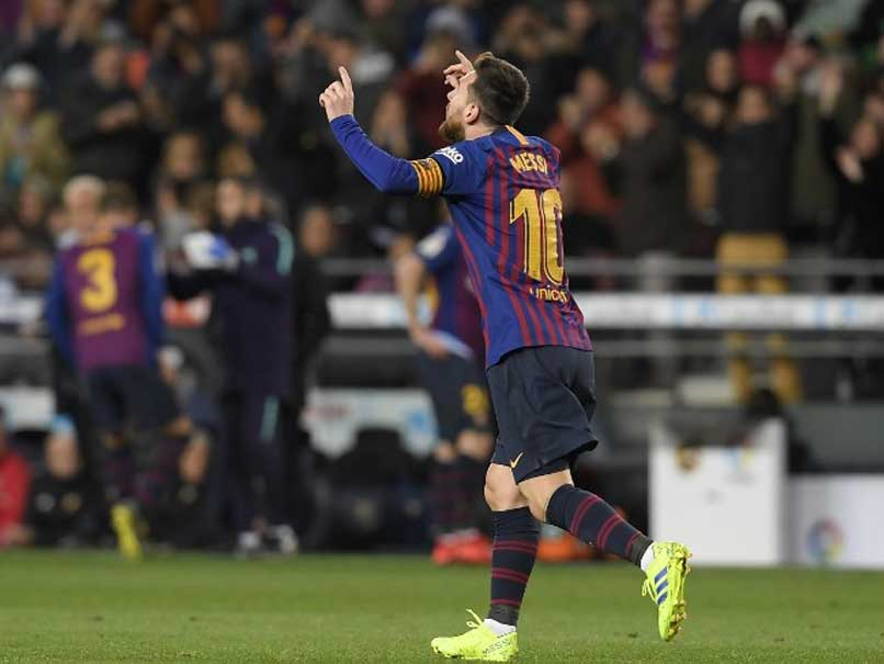 Lionel Messi Double Earns Barcelona A Point In Thriller Against Valencia