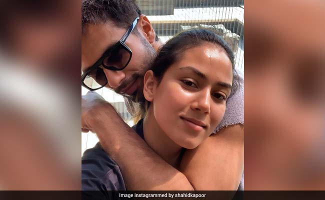 Shahid Kapoor Shares His Valentine's Day Plan With Wife Mira Rajput