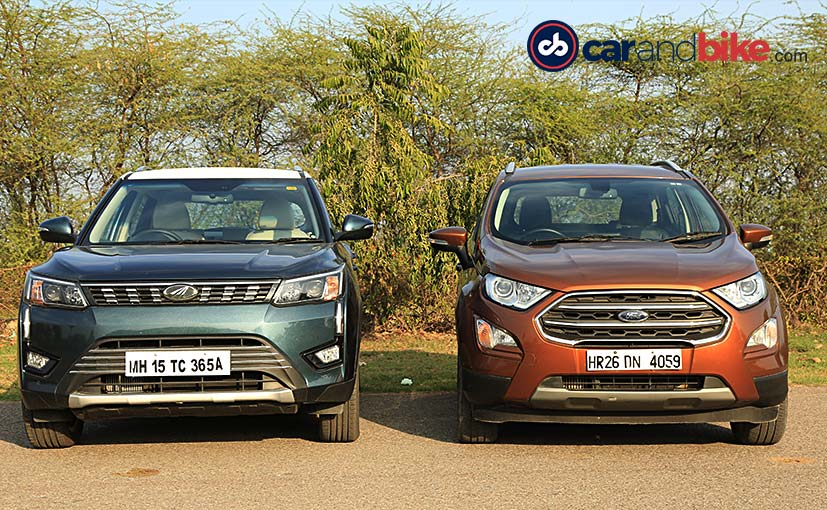 Ford and Mahindra had proposed a joint venture to develop at least 3 SUVs for India before calling it off