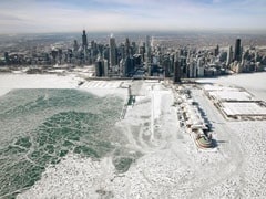 Shattering Arctic Blast Keeps The US Midwest In A Deep Freeze
