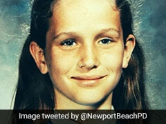 US Man Arrested After Police Tweet Re-Creation Of Girl's 1973 Killing