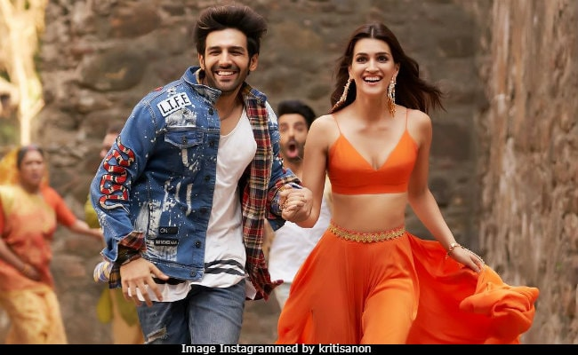 Luka Chuppi Preview: Kartik Aaryan, Kriti Sanon's Live-In Love Story Gone Wrong