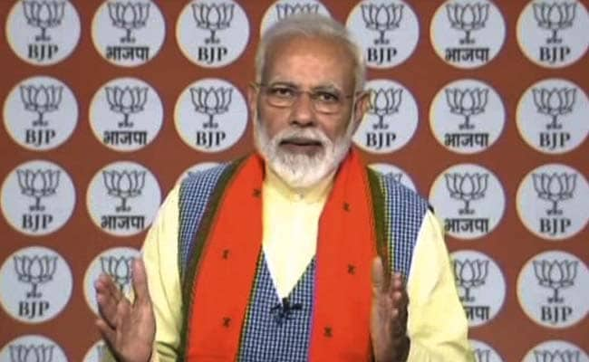 India Will Stand As One India Will Work As One Says PM Modi Live Updates