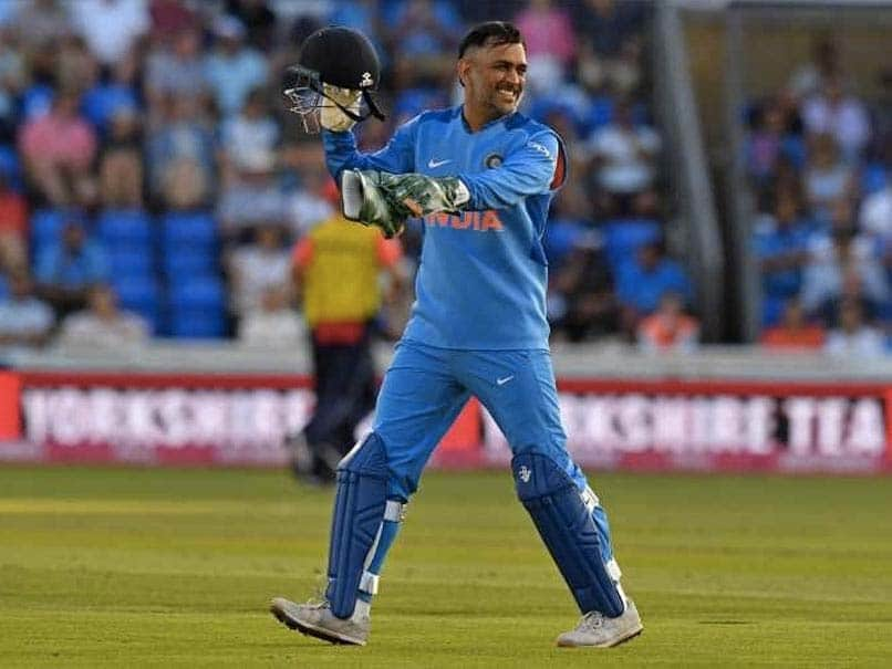 """Never Leave Your Crease With MS Dhoni Behind The Stumps"": ICC"