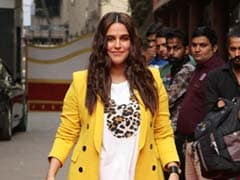 6 Bright Blazers To Add A Pop Of Colour To Your Look Like Neha Dhupia