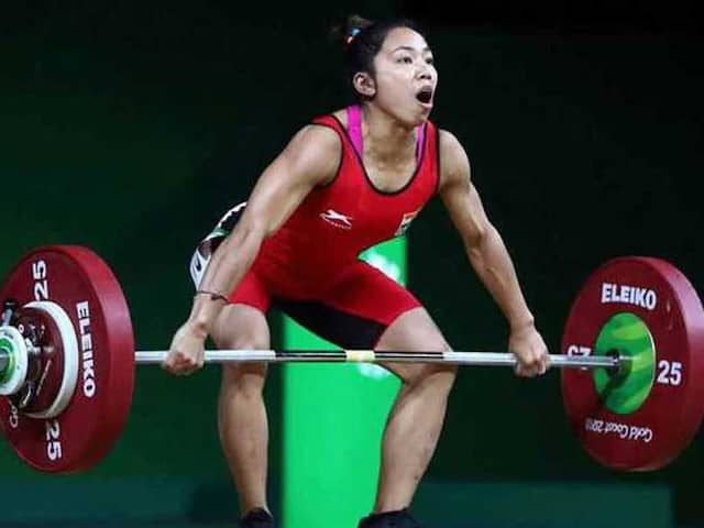 Weightlifter Mirabai Chanu Wins Gold At EGAT Cup, First After Injury