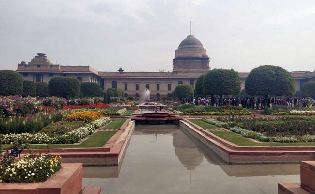Mughal Garden Opens For Public. Here's All That's New This Year