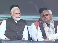 दस साल बाद एनडीए के मंच पर साथ होंगे पीएम नरेंद्र मोदी और नीतीश, तेजस्वी ने साधा निशाना; देखें - VIDEO
