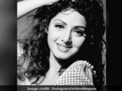 Remembering Sridevi A Year On: <i>Lamhe</i>, We'll Always Remember