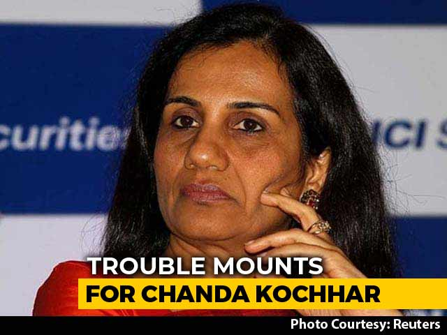 Video : CBI Issues Look-Out Circular Against Chanda Kochhar In Videocon Case