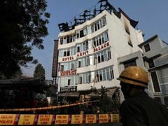 Licence Holder Of Delhi Hotel Arrested Over Karol Bagh Fire