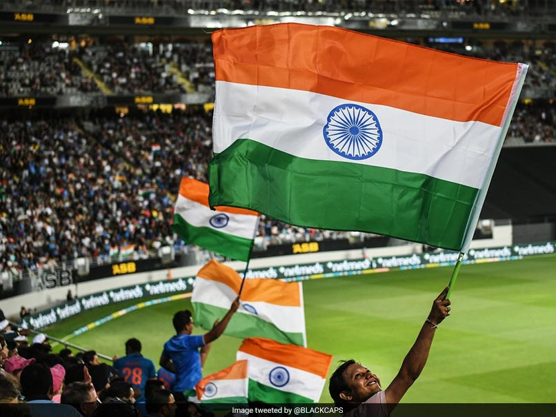 """Felt I Was In India,"" Says McCullum After Indian Fans Take Over Auckland"