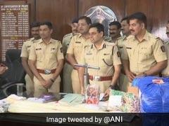 मुंबई : परदों में छुपी ड्रग्स से परदा हटा तो हुआ तस्करी के नायब तरीके का पर्दाफाश