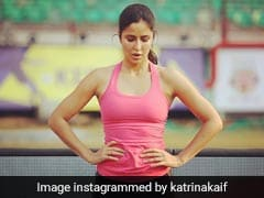 "Katrina Kaif's Guide On How To Work-Out With A ""Broken Toe"""