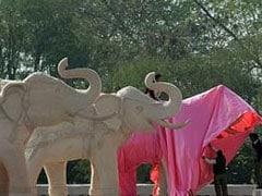 Mayawati Has To Reimburse Money Spent On Elephant Statues, Says Top Court