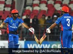 Afghanistan Score 278 In 20 Overs, Topple Records In 2nd T20I vs Ireland In Dehradun