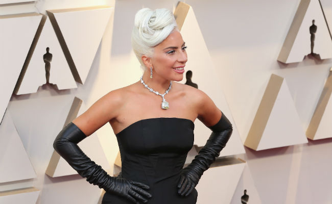 Oscars 2019: Lady Gaga's Plus-Size Tiffany Diamond Was Last Seen On Audrey Hepburn