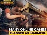 "Video : Games Like PUBG, God Of War ""Harmful"", Says Delhi Child Rights Body"