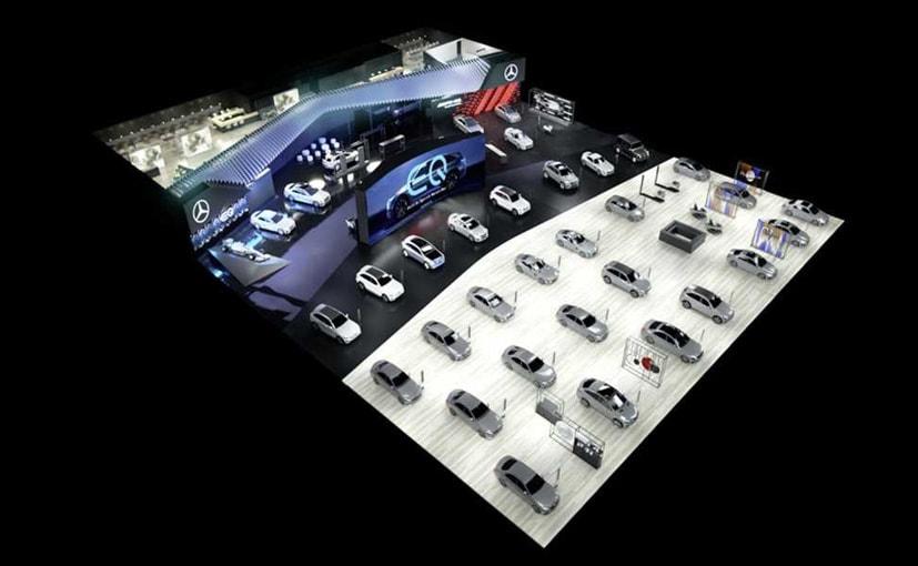 2019 Geneva Motor Show will also mark the world premiere of the Concept EQV