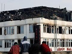 Compensation For Families Of 17 Victims Of Delhi Hotel Fire; 2 Arrested