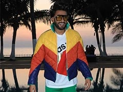 Men, Up Your Winter Cosy Quotient Like Ranveer Singh With A Cool Puffer Jacket
