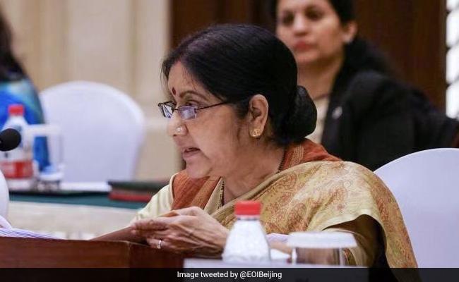 'Keeping Close Watch': Sushma Swaraj After Sri Lanka Serial Blasts