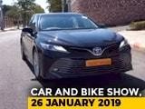 Hyundai Kona Local Production, 2019 Toyota Camry Hybrid Review, A Chat With Nissan India Management