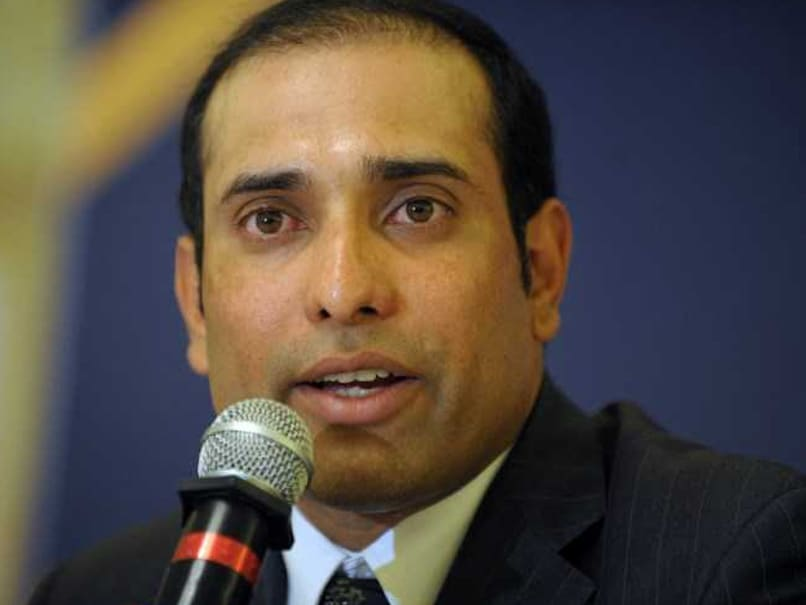 India-Pakistan World Cup Game Last Thing On VVS Laxman
