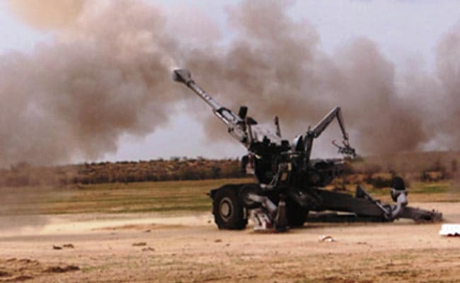 Production For India-Made 114 Artillery Gun 'Dhanush' Gets Clearance