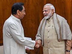 "On Kamal Nath's Birthday, PM Modi Wishes Him ""Long And Healthy Life"""