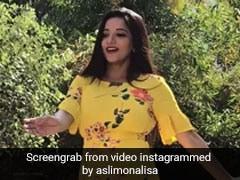 भोजपुरी एक्ट्रेस मोनालिसा ने पंजाबी सॉन्ग 'लैम्बोर्गिनी' पर किया धमाकेदार डांस, देखें Video