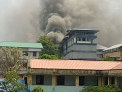 Fire At Kochi Rubber Factory, Residents From Nearby Buildings Evacuated