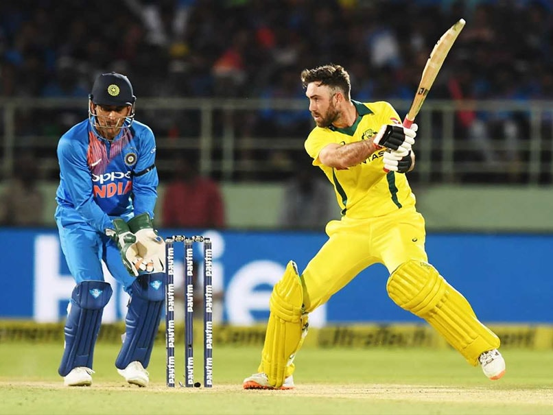 India vs Australia 2nd T20I Highlights: Glenn Maxwell Hits Century As Australia Sweep Series vs India